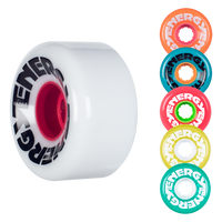 Riedell Skates Radar Energy 62mm Outdoor Skate Wheels