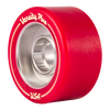 Riedell Skates Radar Varsity PLUS Artistic/Rhythm Skate Wheels(Set of 4) 4th view