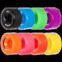Riedell Skates Sonar Zen Outdoor Skate Wheels (Set of 4)