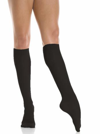 Mondor Knee High Socks - 106 Black or Suntan (1S - 1G)