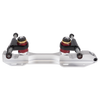 Riedell Quad Roller Skates - 120 Juice (White) 2nd view