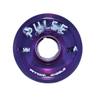 Jackson Atom Wheels - Pulse Purple