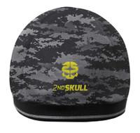 2nd Skull Protective Head Gear - Camo