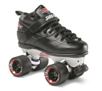 Sure-Grip Quad Roller Skates - Rebel Avanti Magnesium - Men sizes