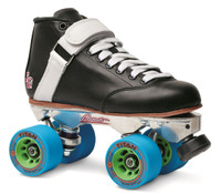 Sure-Grip Quad Roller Skates - Phoenix Avanti Aluminium (Ladies sizes)