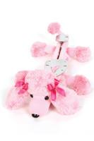 Blade Buddies Ice Skating Soakers- Pink Poodle