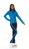 S204 Scuba Ice Skating Jacket Surf - Blue