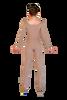 ChloeNoel BL02 Bodywear Long Sleeved Leotard 2nd view