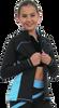 ChloeNoel J06 2Tone Princess Seam Figure Skating Jacket 7th view