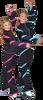 ChloeNoel J36 Spiral Skate Figure Skating Jacket 16th view