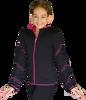 ChloeNoel JS96 Crystal Spiral Figure Skating Jacket 2nd view