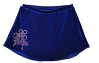 ChloeNoel K03 Velvet A Line Skirt