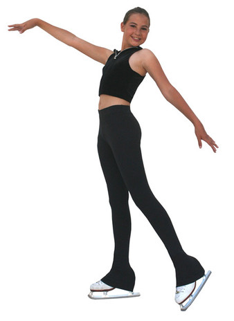 ChloeNoel P83 Polar Fleece Figure Skating Pants