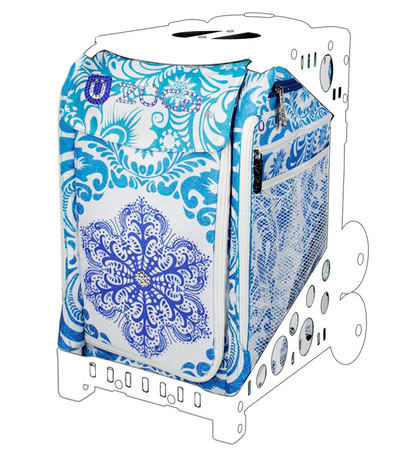 Zuca Sport Insert Bag - Ice Garden (Limited Edition)