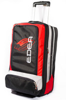 EDEA Skate SUPER Rolling Trolley - 2 Pair Bag (Black)