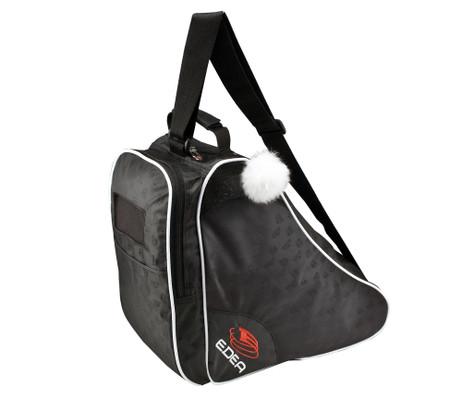 EDEA Skate Shaped Ventilated Skate Bag (Black)