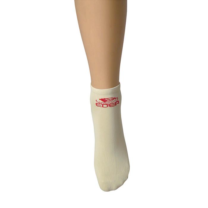 EDEA Skating Socks 240-270 Black, Medium