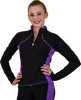 ChloeNoel JS08 Supplex Rider Style Figure Skating Jacket 5th view