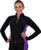 ChloeNoel JS08 Supplex Rider Style Figure Skating Jacket 6th view
