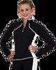 ChloeNoel JS08 Supplex Rider Style Figure Skating Jacket 7th view