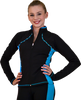 ChloeNoel JS08 Supplex Rider Style Figure Skating Jacket 8th view