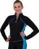 ChloeNoel JS08 Supplex Rider Style Figure Skating Jacket 10th view