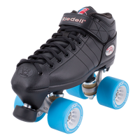 Riedell Quad Roller Skates - R3 Derby  RS