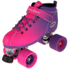 Riedell Quad Roller Skates - Dart Ombre-  Fade Color 5th view