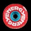 Riedell Skates Radar Energy 57mm Outdoor Skate Wheels (Set of 4)