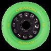 Riedell Skates Sonar Demon EDM 62mm Indoor Skate Wheels (Set of 4) 3rd view