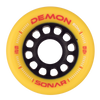 Riedell Skates Sonar Demon EDM 62mm Indoor Skate Wheels (Set of 4) 15th view