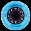 Riedell Skates Sonar Demon EDM 62mm Indoor Skate Wheels (Set of 4) 7th view
