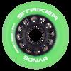 Riedell Skates Sonar Striker 62mm Indoor Skate Wheels (Set of 4) 5th view
