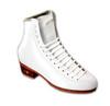 Ice Skates Riedell J32 Kids White Size 4 B/A W/Blade - 30% OFF (refurbished)