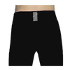 ChloeNoel PS735 Solid Over-the-hill Skate Elite Figure Skating Pants with Front Pocket  and Swarovski Crystal Block 2nd view
