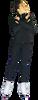 ChloeNoel PS711 Solid Color Skinny Yoga Off Ice Elite Figure Skating Pants w/ Front Pocket