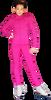 ChloeNoel JS735 Solid Color Elite Figure Skating Jacket w/ Thumb Holes 2nd view