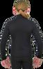ChloeNoel JT811 Solid  Fleece Fitted  Elite Figure Skating Jacket w/ Thumb Holes 2nd view