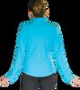 ChloeNoel JT811 Solid  Fleece Fitted  Elite Figure Skating Jacket w/ Thumb Holes 8th view