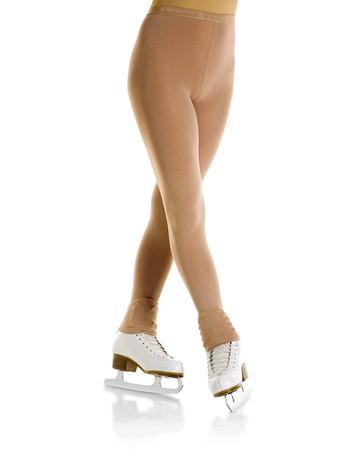Mondor Footless Evolution Figure Skating Tights 3339