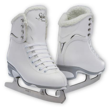 Ice Skates SoftSkate JS180 Women's 2nd view