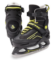 Ice Skates Vibe Adjustable XP1000 - Lime