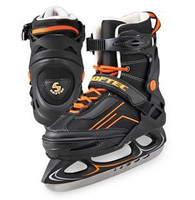 Ice Skates Vibe Adjustable XP1000 - Orange