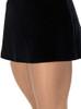 515 Jerry's   Velvet Box Skirts - Black