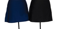 516 Jerry's  Lycra Box Skirts - Black