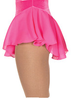 313 Jerry's  Single Georgette Skirt - Pink
