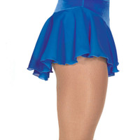 313 Jerry's  Single Georgette Skirt - Royal