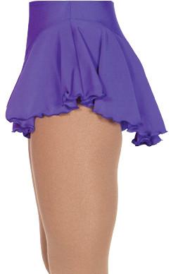 316 Jerry's Lycra Single Skirt – Purple