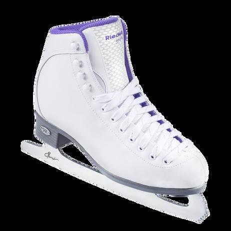 Riedell  Model  118 Sparkle Ice Skates