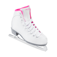 Riedell  Model  18 Sparkle Ice Skates